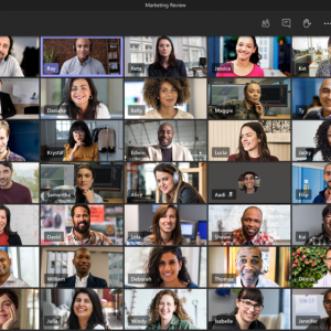 Connecting in Microsoft Teams – 4 key collaboration features